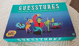 Guesstures - the Game of Split-Second Charades First Edition - $49.29
