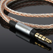 7N 8core Upgrade Silver Audio Cable For SONY WH-CH700N MDR-H600A headphones - $25.23+