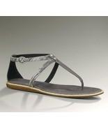 UGG Shoe Sandals Kennaria T Strap Grey or Beige Sizes 7 8 - $85.00
