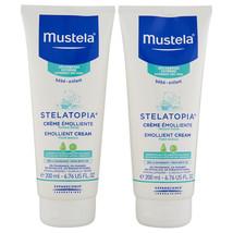 Mustela Stelatopia Emollient Cream 2 ct 6.76 oz  - $53.95