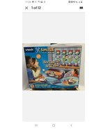 NEW! VTech V Smile TV Learning System w/ Controller & Game, Incl 3 used ... - $93.46