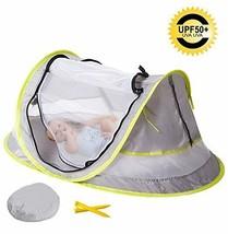 Tienda De Campaña Portátil Para Bebés Carpa Con Mosquitero Protección UP... - $59.35