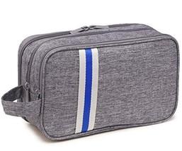 Choco Mocha Tolietry Travel Bag Mens Overnight Toiletry Bag Waterproof Cosmetics