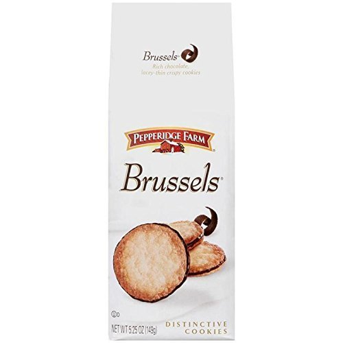Pepperidge Farm Brussels Cookies, 5.25-ounce