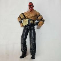 Jakks WWE UNKNOWN Wrestling Wrestler Figure 2005 Original (br40) - $11.88