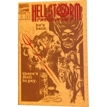 Hellstorm: Prince of Lies #1 Comic Book Marvel 1992 VF/NM - $14.99