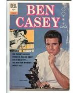 BEN CASEY #12-063-207 1962-DELL-TV SERIES-VINCE EDWARDS-good/vg - $35.31