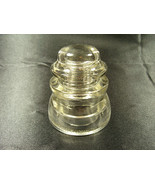 VINTAGE ARMSTRONG'S DP 1 GLASS  INSULATOR MADE IN THE USA - $3.99