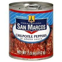 San Marcos Chipotle Peppers in Adobo Sauce - $7.87