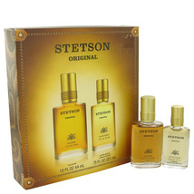 STETSON by Coty Gift Set -- 1.5 oz Cologne + .75 oz After Shave - $27.00