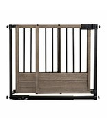 "Summer Rustic Home Safety Gate, 29"" - 42"" Wide & 30"" Tall, for Doorways ... - $96.99"