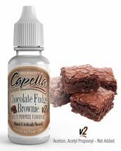 Capella flavor drops Chocolate Fudge Brownie 13ml - $6.88