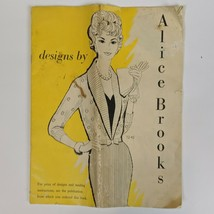 Vintage Catalog designs by Alice Brooks Catalog of Patterns - $6.99