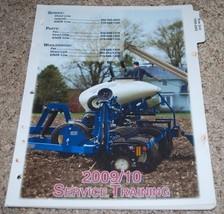 Kinze Manufacturing Row Unit 2009/2010 Service School Training Manual 19... - $14.80