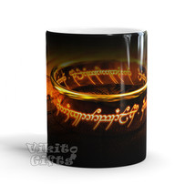 Lord of Ther Rings Color Changing Mug Gift idea for all fans Magic coffe... - $15.90