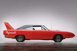 1970 Plymouth Road Runner Superbird rt profile 24X36 inch poster, muscle... - $21.77