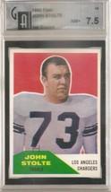 1960 Fleer #14 John Stolte Compare to PSA / GAI 7.5 - $33.94