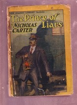 NEW MAGNET LIBRARY-#1062-DIME NOVEL-NICHOLAS CARTER FR - $31.04