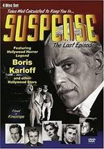 Suspense: Lost Episodes Coll.1 - 4X DVD ( Sealed Ex Cond.) - $28.80