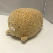 San-x Sumikko Gurashi Fried Pork Cutlet Small Kawaii Cute Plush Stuffed ... - $49.99