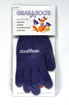 Grab A Roo's Gloves For Quilting and Sewing Size Medium - $11.82