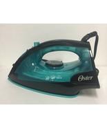 Oster Steam Iron Non-Stick Colored Soleplate; Plancha de Vapor. Free Shi... - $37.50