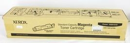 Xerox Phaser 6300/6350 Standard-Capacity Magenta Toner Cartuccia 106R01074 - $24.73