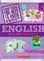 Everything You Need To Know About English Homework [2011 Revised Edition... - $39.55