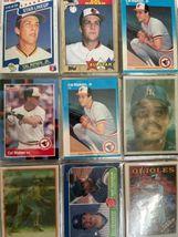 Vtg 3977 Baseball Trading Card Lot Binder Sticker Signed Rookie Photo Pete Rose image 7