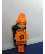 Crayola Crayon Color Kelly Doll Orange Collector Barbie Sister Walmart D... - $10.00