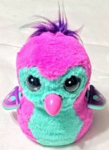 Hatchimals Pengula Series Spin Master Pink Green Already Hatched WORKS - $39.59