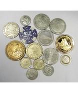 15 Various Vintage Gamling Casino Tokens All Different Las Vegas, NV C2283 - $25.06