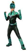 Rubies Captain Marvel Deluxe Kree Superhero Childs Halloween Costume 700598 - $28.99+