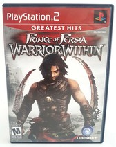 Prince of Persia: Warrior Within (Sony PlayStation 2, 2004) PS2 - $7.21