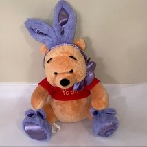 "15"" Winnie the Pooh Plush Easter Bunny Decoration - $23.95"