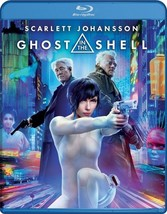Ghost In The Shell 2017 (Blu Ray/DVD W/Digital Hd Combo)