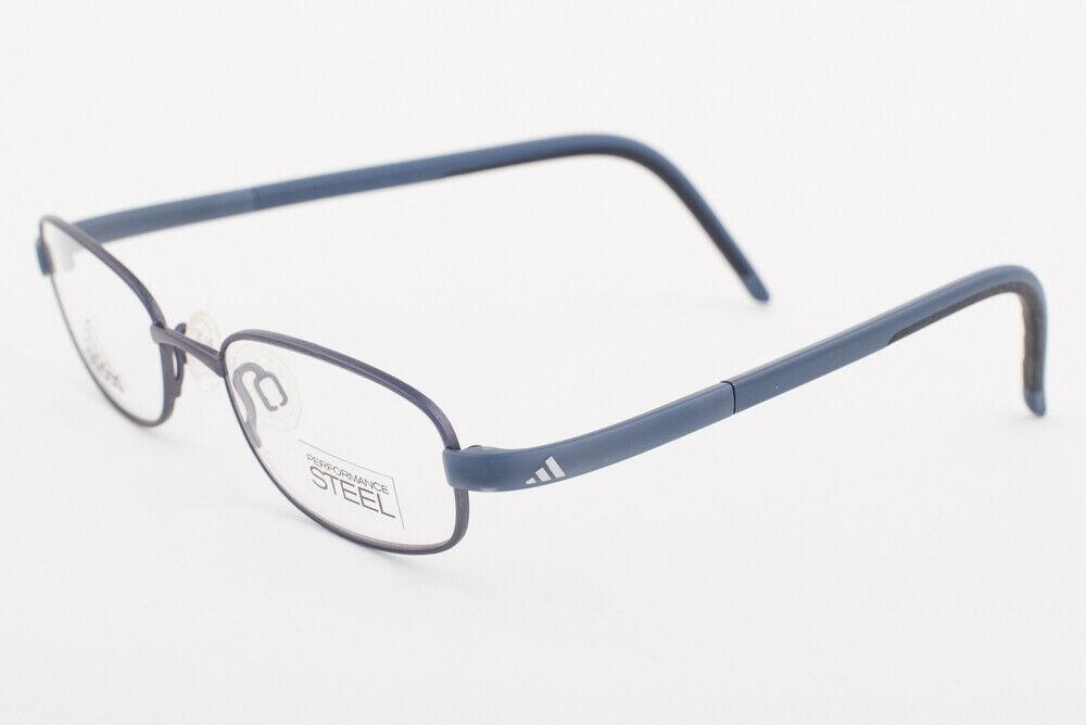 Adidas AD999 40 6060 LiteFit Blue Eyeglasses AD999 406060 45mm