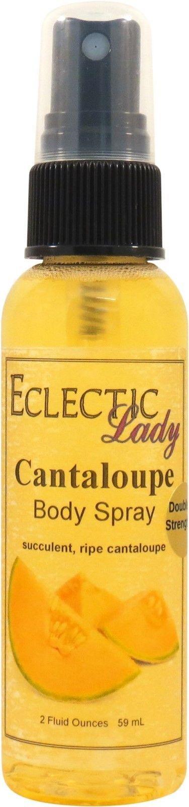 Cantaloupe Body Spray