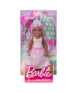 """Barbie Chelsea Easter Dress Mini Doll Lilac African American 5.5"""" - $9.89"""
