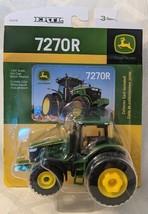 John Deere TBE45478 ERTL 7270R Die Cast Metal Replica Tractor image 1