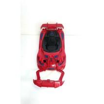 Spider Man Toy Car Strike Battle Racer Marvel's The Amazing Spider  Hasb... - $13.49