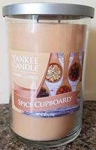Yankee Candle Home Classics SPICE CUPBOARD 22 oz Large 2-Wick Tumbler Ca... - $49.99