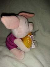 SEGA Plush Piglet Disney Fun Fan Amuse 2004 7'' Inches - $79.19