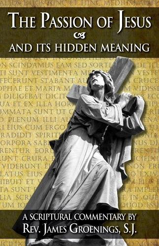 The passion of jesus and its hidden meaning a scriptural commentary on the passion 0080x