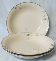 Mikasa G1001 Summer Flowers Cereal or Salad Bowl set of 3 - $24.64