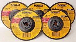 """Dewalt DW8425H High Performance 5"""" x .045"""" x 5/8""""-11 Metal Cutting Wheel... - $8.42"""