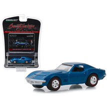 1968 Chevrolet Corvette L88 (Lot #1418) Blue Barrett Jackson Scottsdale ... - $13.15