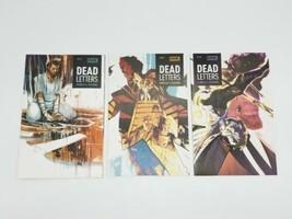 Dead Letters 1 2 3 First Print Boom! Studios April 2014 Comic Book Lot of 3 - $14.49