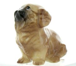 Hagen Renaker Pedigree Dog Pekingese Puppy Ceramic Figurine image 5