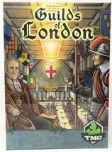 Tony Boydell's Guilds of London Game TMG Tasty Minstrel Games English Ve... - $28.25